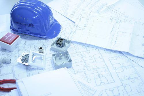 Erstellung ausgewählter Konstruktionsunterlagen im Bereich der Elektrotechnik